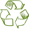 recycle logo - Illustrations -