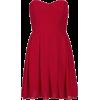 Red - Dresses -