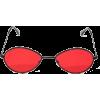 очки red and black - Gafas de sol -
