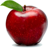 red apple - Fruit -