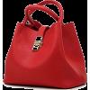 red bag1 - Hand bag -