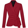 red blazer2 - Suits -