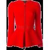 red blazer - Пиджаки -