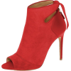 red booties - Boots -