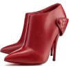 red boots1 - Buty wysokie -