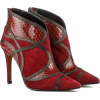 red boots - Buty wysokie -