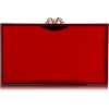 red charlotte olympia clutch - Clutch bags -
