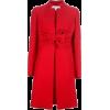 red coat - Jacket - coats -