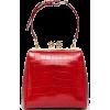red croc bag - Torbice -