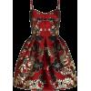 red dress3 - Haljine -