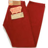 red jeans - Dżinsy -
