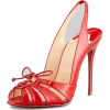 red sandals3 - Sandals -