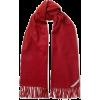 red scarf - Szaliki -