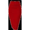 red skirt - Gonne -