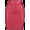 red skirt - Röcke -