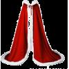 red velvet cape - Jacket - coats -
