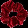 red velvet scrunchie - Other -