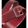 reserved - Belt -