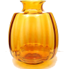 retro amber vase - Furniture -