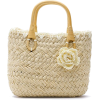 retro handbag with on-trend color and gr - Torebki -