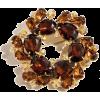 #rhinestone #brooch #vintage #jewelry - Other jewelry - $79.00  ~ 67.85€