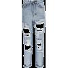 ripped boyfriend jeans boohoo - Jeans -
