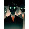 robot - Ilustracje -