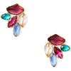 rock it cluster studs - Naušnice -