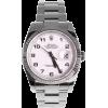 Rolex Silver - Watches -
