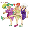 Grandmas - Illustrations -