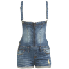 Rompers Blue Overall - Overall -