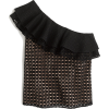 ruffle top - Swetry -