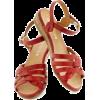 salt water sandals - Sandalias -