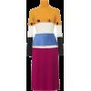 salvatore-ferragamo-multi-long-sleeve-pl - sukienki -