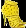 Sandals Yellow - Sandals -