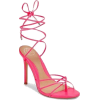 sandal heels pink - Sandalen -
