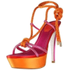 Sandals Orange - Sandálias -