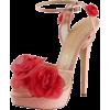 Sandals Pink - Sandali -