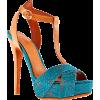 Sandals Blue - Sandale -