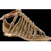 sandals Beige Sandals - Sandals -
