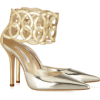 Sandals Gold - Sandale -