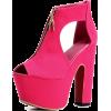 Sandals - Platformy - $24.26  ~ 20.84€