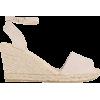 sandal wedge - Plutarice -