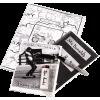 Items Black - Items -