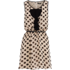 Dress with polka dots - Dresses -