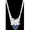 Ogrlica - Necklaces - 43.00€  ~ $50.06