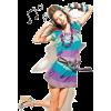Young girl music - People - 1.00€  ~ $1.16
