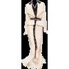 satinee ivory black Chanel resort - Dresses -