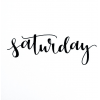 Saturday - Testi -