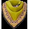 Scarf Yellow - Schals -